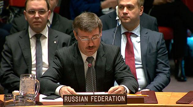 Петр Ильичев назначен исполняющим обязанности постпреда России при ООН