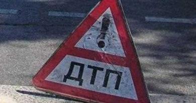 В Симферополе на месте, где разбили Lamborghini, массовое ДТП
