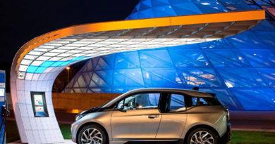 Германия выделит 300 млн евро на зарядные станции для электромобилей