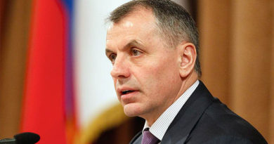 Константинов: репутацию властям Крыма испортили дороги