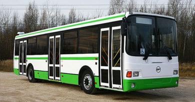 Крым закупит около 140 новых автобусов для перевозок в сельской местности