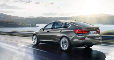 Крымчане смогут протестировать новый BMW 5 серии в ГК «Автодель»