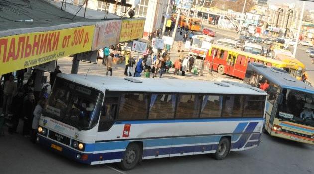 Минтранс Крыма за три дня проверит симферопольские маршрутки и троллейбусы