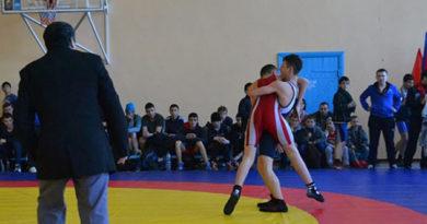 Призёры Всероссийского турнира по греко-римской борьбе определены в Алуште