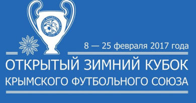 «Сокол» из Саратова стал вторым финалистом Открытого зимнего Кубка Крымского футбольного союза