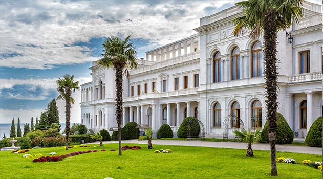 Совмин изучит возможность установки системы отопления в Ливадийском дворце