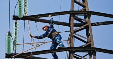 В Крыму восстановили электроснабжение во всех обесточенных непогодой селах