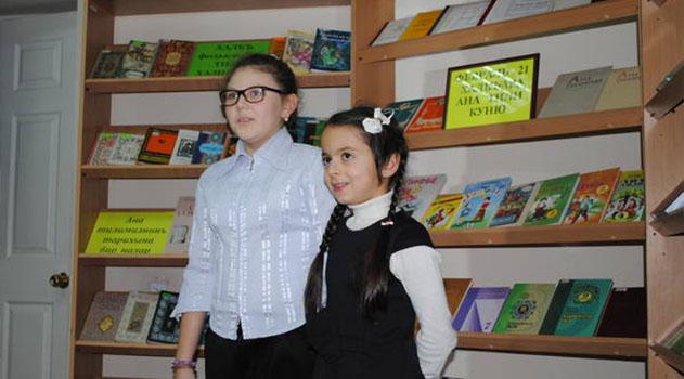 В Республиканской крымскотатарской библиотеке проведён цикл мероприятий к Международному дню родного языка
