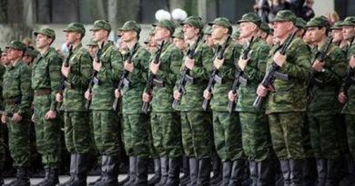 Этой весной в армию планируют призвать до 2 тыс. крымчан