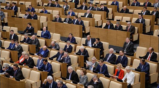 Госдума приняла закон об упрощении правил регистрации в Крыму