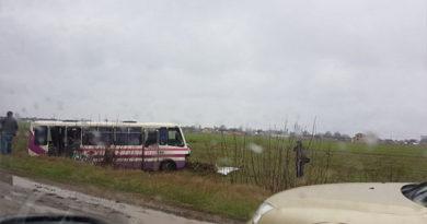 Количество пострадавших в ДТП с автобусом в Крыму возросло до 10, среди них ребенок