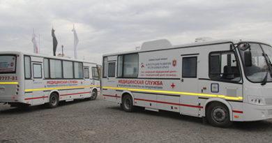 Корпорация развития Крыма запустила проект передвижных медицинских комплексов