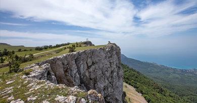 Крымский природный заповедник приглашает школьников в дни весенних каникул на специальную программу к Году экологии