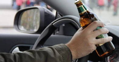 На выходных в Крыму будут ловить пьяных водителей