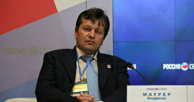 Немецкие туристы хотят видеть Крым – Маурер