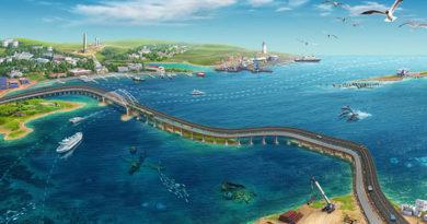 Подведены итоги первого года строительства Крымского моста