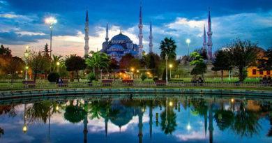 Россияне смогут посещать Турцию без загранпаспорта