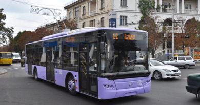С 1 мая проезд в троллейбусах Севастополя подорожает