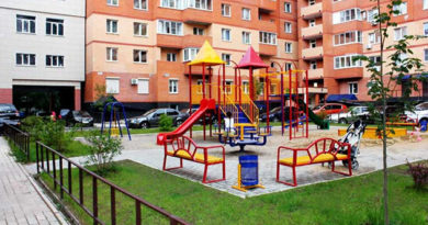 Симферополь получит 200 млн.рублей субсидий на благоустройство дворов