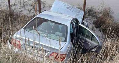 Смертельная авария под Феодосией: один человек погиб, один в больнице