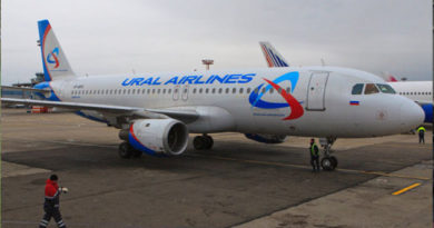Стали известны детали инцидента с самолетом в аэропорту Симферополя