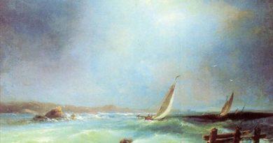 В Феодосии представят редкую коллекцию морских пейзажей русских художников XIX века