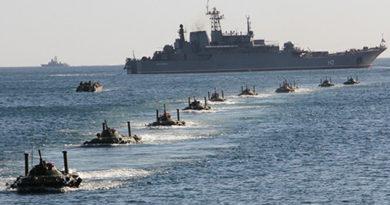 В Крыму стартовал завершающий этап крупномасштабных учений