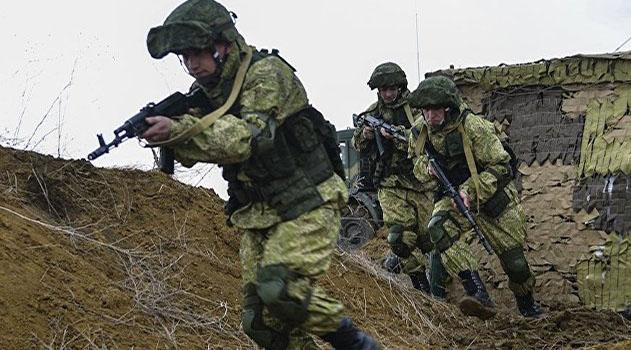 В Крыму завершились учения ВДВ
