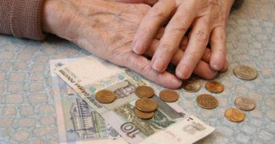 В России социальные пенсии с 1 апреля проиндексируют на 1,5%