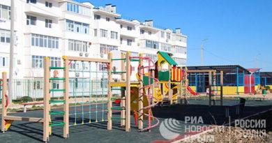 В Севастополе открыли крупнейший детский сад