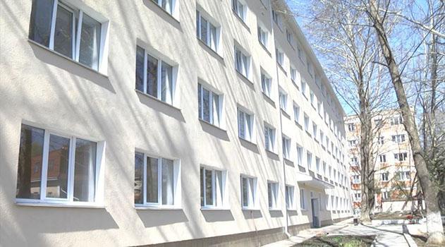 В Симферополе капитально отремонтировали общежитие для студентов КФУ
