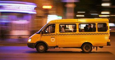 В Симферополе маршрутчников, не работающих по вечерам, оштрафуют на 3 тыс. рублей