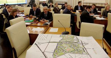 В Симферополе построят новый микрорайон с олимпийским центром и бизнес-кластером