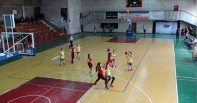 Юноши из Керчи и девушки из Симферополя стали победителями первенства Крыма по баскетболу