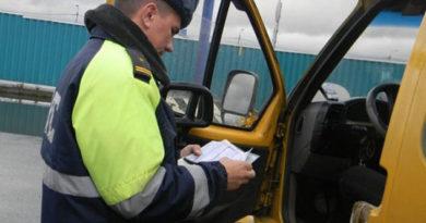 За неделю в Симферополе поймали почти 60 маршрутчиков-нарушителей