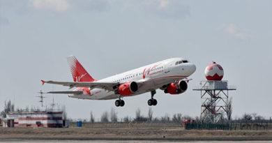"""Аэропорт """"Симферополь"""" продолжает бить прошлогодние рекорды по пассажиропотоку"""