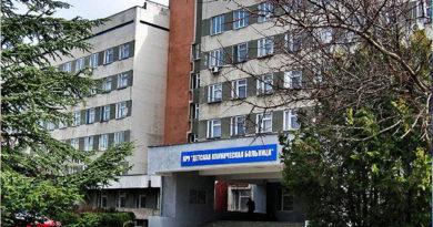 Детскую клиническую больницу в Симферополе обещают капитально отремонтировать до 2019 года