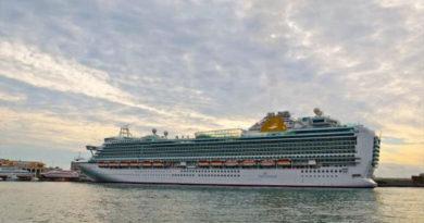 Для круизного лайнера Сочи-Ялта-Стамбул нужен капитан за 200 тыс рублей