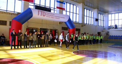 Двести крымчан приняли участие в Зимнем фестивале ГТО
