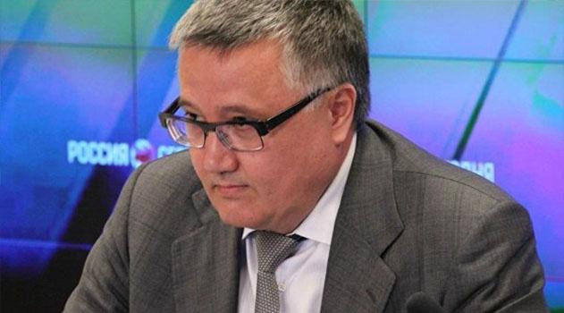 Эрнст Мавлютов написал заявление на увольнение с должности архитектора Симферополя