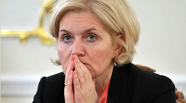 Голодец отметила рост реальных доходов населения в Крыму