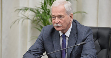 Грызлов: время показало правильность решения народа Крыма о воссоединении с РФ