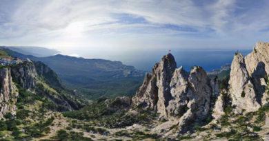 Концепция развития Ай-Петри: экокластер, каменный лабиринт и самый длинный в Европе троллей