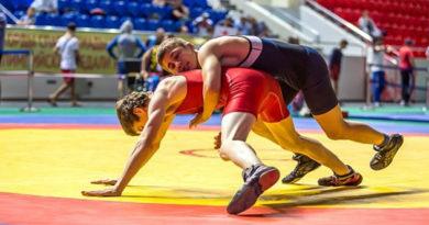 Крымчане выиграли почти 30 медалей во Всероссийском турнире по спортивной борьбе на призы главы республики