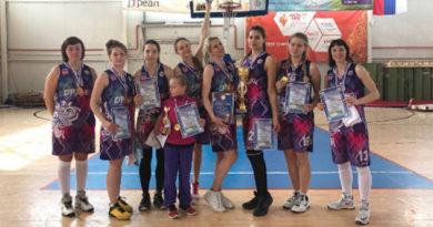 Крымские баскетболистки выиграли Межрегиональный турнир в Астрахани