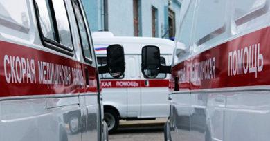 На Керченской трассе автобус врезался в грузовик: пострадали четыре человека