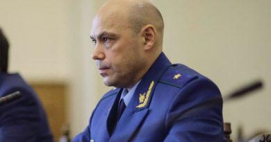 Нового прокурора Крыма представили коллективу надзорного ведомства
