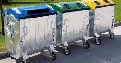 Новые контейнеры и урны для сбора мусора будут установлены в Ялте к началу курортного сезона