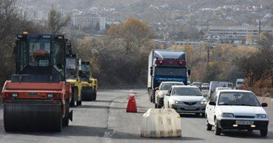Подрядчик переделает ремонт более 7 км Ялтинской объездной – Александренко