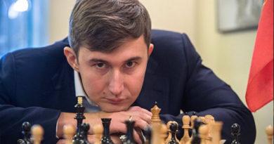 Путин пригласил крымского шахматиста Карякина в состав ОП РФ